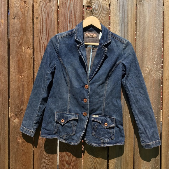 Levi's Jackets & Blazers - Levi Strauss Signature Denim Blazer/ Jacket